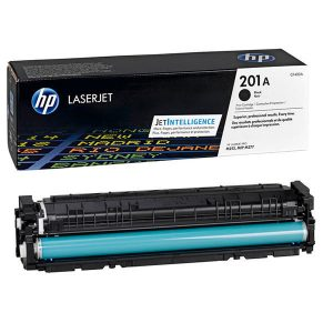 Toner HP 201A Black Original LaserJet Cartridge (CF400A)
